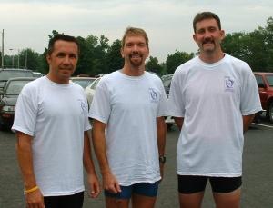 At Huntsville Sprint Tri